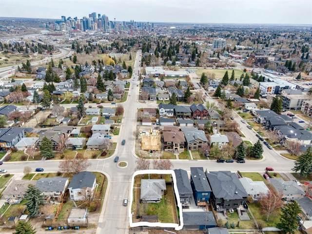 1703 27 Street SW, Calgary, AB T3C 1L6 (#A1102571) :: Calgary Homefinders