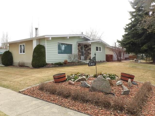 5901 44 Avenue, Camrose, AB T4V 0B1 (#A1102649) :: Calgary Homefinders