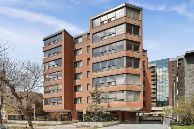 626 15 Avenue SW #601, Calgary, AB T2R 0R5 (#A1102662) :: Western Elite Real Estate Group
