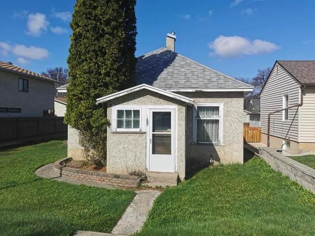 1020 12A Street S, Lethbridge, AB T1K 1R4 (#A1102672) :: Western Elite Real Estate Group