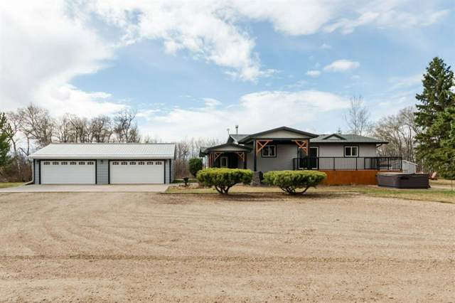 43183 Range Road 195, Rural Camrose County, AB T0B 2Z0 (#A1102690) :: Redline Real Estate Group Inc