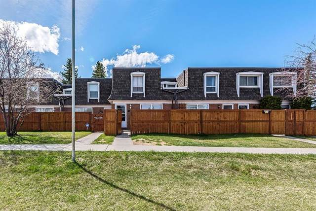 330 Canterbury Drive SW #105, Calgary, AB T2W 1H6 (#A1102701) :: Western Elite Real Estate Group