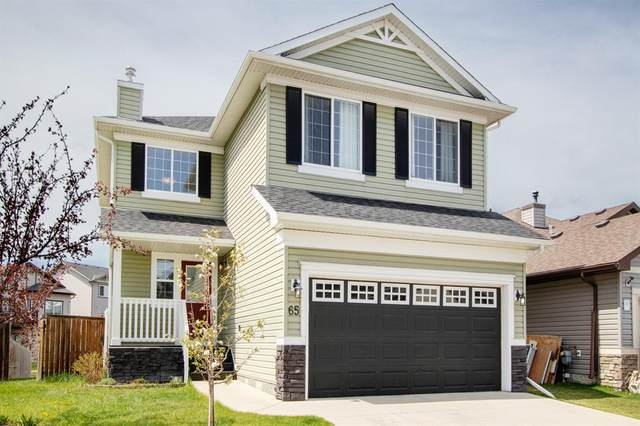 65 Canals Circle SW, Airdrie, AB T4B 2Z7 (#A1102704) :: Calgary Homefinders