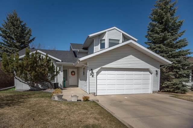 94 Perry Drive, Sylvan Lake, AB T4S 1K2 (#A1102717) :: Calgary Homefinders