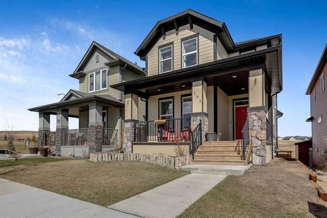 193 Heritage Drive, Cochrane, AB T4C 2M1 (#A1102732) :: Western Elite Real Estate Group