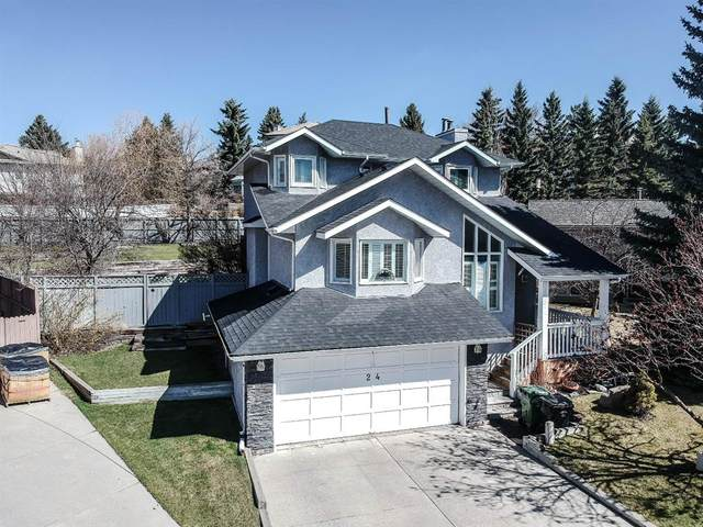 24 Hawksbrow Place NW, Calgary, AB T3G 3A5 (#A1102752) :: Western Elite Real Estate Group