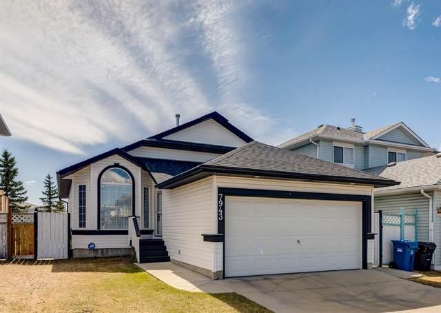 7943 Laguna Way NE, Calgary, AB T1Y 7C2 (#A1102792) :: Calgary Homefinders