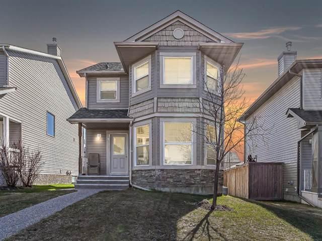 19 Crystal Shores Heights, Okotoks, AB T1S 2K9 (#A1102833) :: Redline Real Estate Group Inc