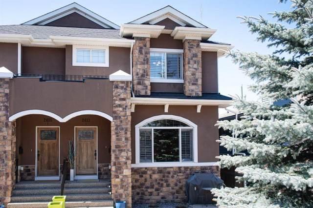 2413 28 Street SW #1, Calgary, AB T3E 2H7 (#A1102888) :: Calgary Homefinders
