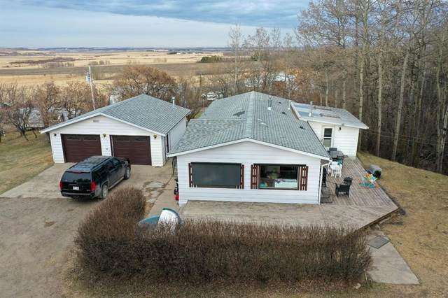 40101 Range Road 2-1, Rural Lacombe County, AB T4E 2M9 (#A1102906) :: Canmore & Banff