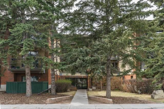 1919 36 Street SW #206, Calgary, AB T3E 2Y8 (#A1102991) :: Western Elite Real Estate Group