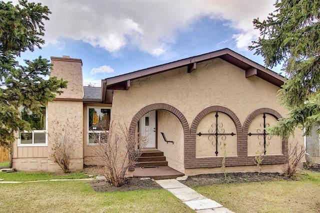 2544 106 Avenue SW, Calgary, AB T2W 2H9 (#A1102997) :: Redline Real Estate Group Inc