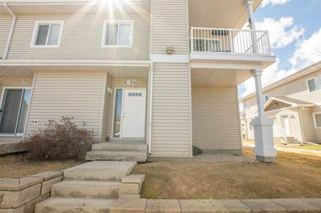 8640 103 Street C104, Grande Prairie, AB T8X 0C3 (#A1103019) :: Calgary Homefinders