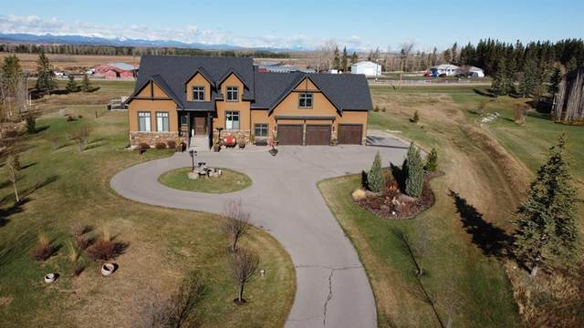 17 Grandview Grove, Rural Rocky View County, AB T3Z 0A7 (#A1103046) :: Western Elite Real Estate Group