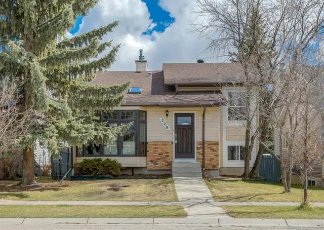 220 Hawkwood Boulevard NW, Calgary, AB T3G 3E8 (#A1103070) :: Canmore & Banff