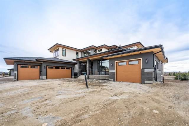 5 Damkar Drive, Rural Rocky View County, AB T3L 0E8 (#A1103077) :: Calgary Homefinders
