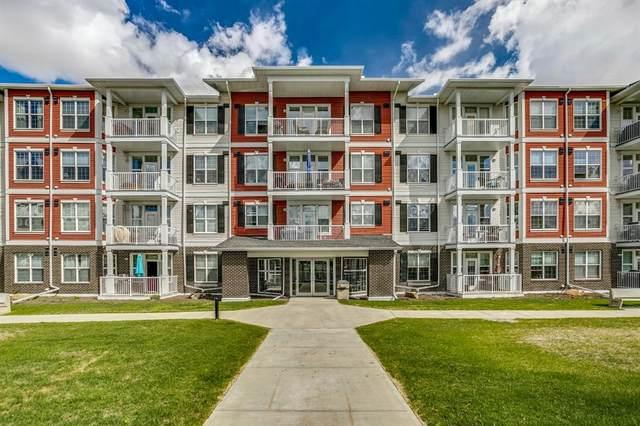 1 Crystal Green Lane #217, Okotoks, AB T1S 0C5 (#A1103091) :: Calgary Homefinders