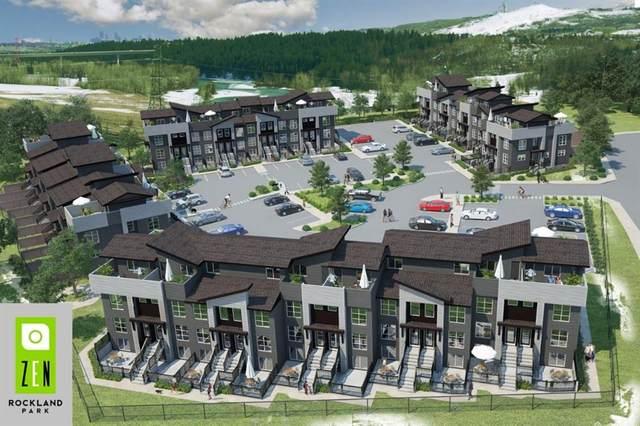 260 Rowley Way NW #117, Calgary, AB T3L 0A2 (#A1103100) :: Calgary Homefinders