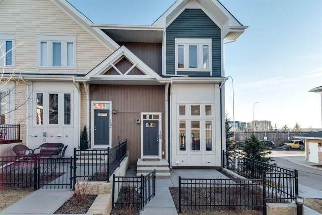 1402 Auburn Bay Square SE, Calgary, AB T3M 0Y8 (#A1103124) :: Redline Real Estate Group Inc