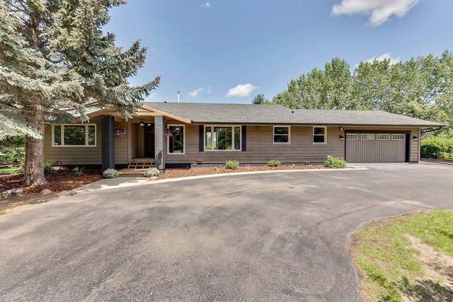 72106 218 Avenue E, Rural Foothills County, AB T1S 4A4 (#A1103127) :: Calgary Homefinders