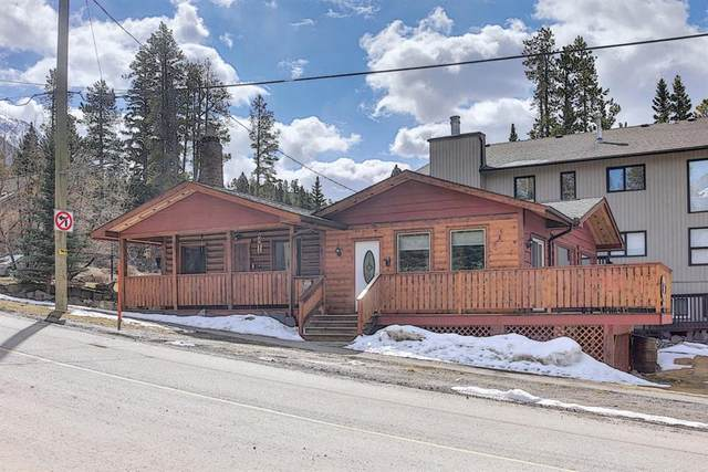 609 Caribou Street, Banff, AB T1L 1A4 (#A1103161) :: Redline Real Estate Group Inc