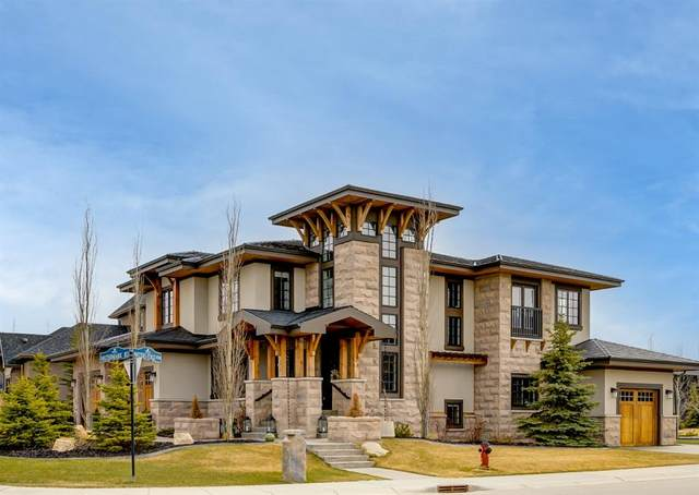 55 Watermark Road, Rural Rocky View County, AB T3L 0C9 (#A1103166) :: Calgary Homefinders