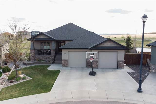 642 Canyonview Landing W, Lethbridge, AB T1K 6R9 (#A1103217) :: Calgary Homefinders