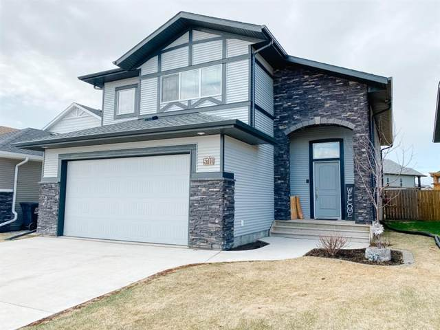 5711 45 Avenue Close, Rocky Mountain House, AB T4T 0B2 (#A1103237) :: Canmore & Banff