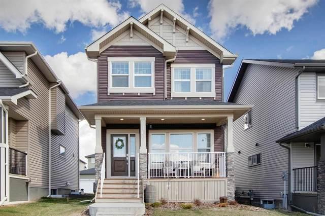 160 Willow Street, Cochrane, AB T4C 0X9 (#A1103261) :: Redline Real Estate Group Inc