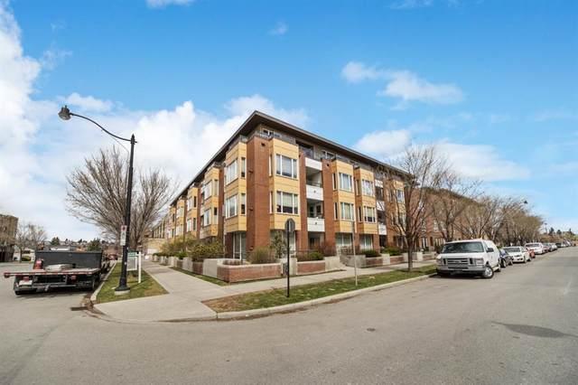 1000 Centre Avenue NE #309, Calgary, AB T2E 9C4 (#A1103356) :: Calgary Homefinders