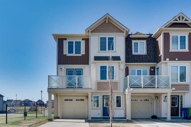 436 Windstone Grove SW, Airdrie, AB T4B 3T4 (#A1103360) :: Calgary Homefinders