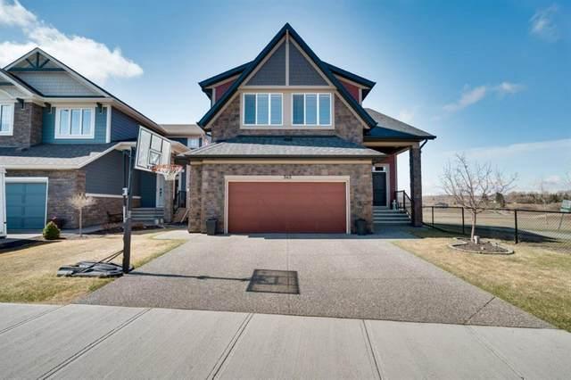 365 Legacy Village Way SE, Calgary, AB T2X 0Y9 (#A1103383) :: Western Elite Real Estate Group