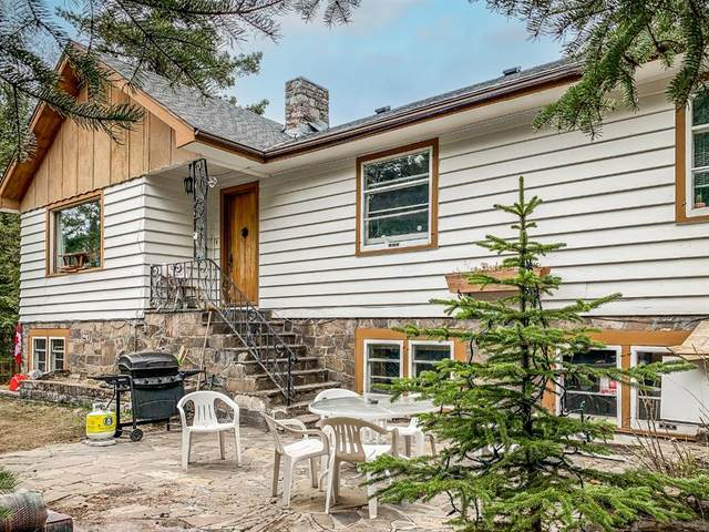 119 Wolverine Street, Banff, AB T1L 1E3 (#A1103416) :: Redline Real Estate Group Inc