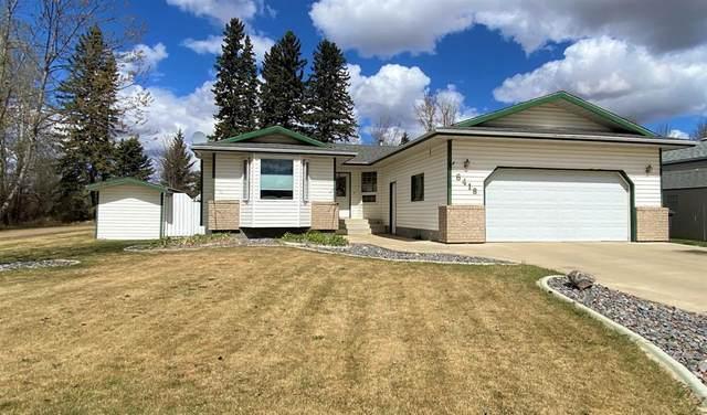 6418 55 Avenue, Ponoka, AB T4J 1S2 (#A1103419) :: Calgary Homefinders