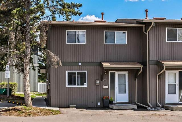 5340 17 Avenue SW #801, Calgary, AB T3E 6M3 (#A1103422) :: Calgary Homefinders