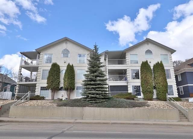 4710 53 Street #5, Camrose, AB T4V 1Y7 (#A1103423) :: Calgary Homefinders
