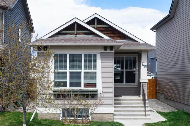 27 Autumn View SE, Calgary, AB T3M 0P1 (#A1103426) :: Canmore & Banff