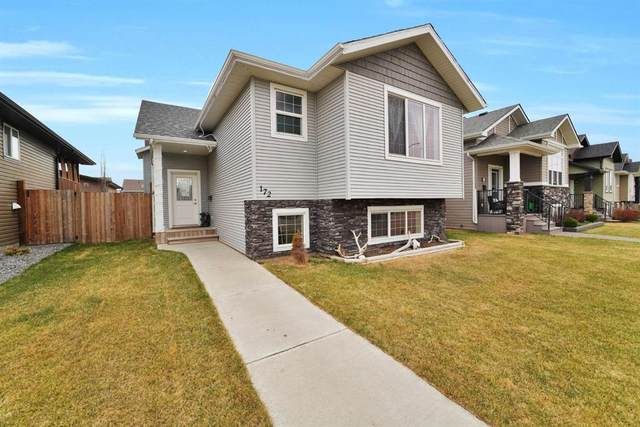 172 Cedar Square, Blackfalds, AB T4M 0A4 (#A1103429) :: Redline Real Estate Group Inc