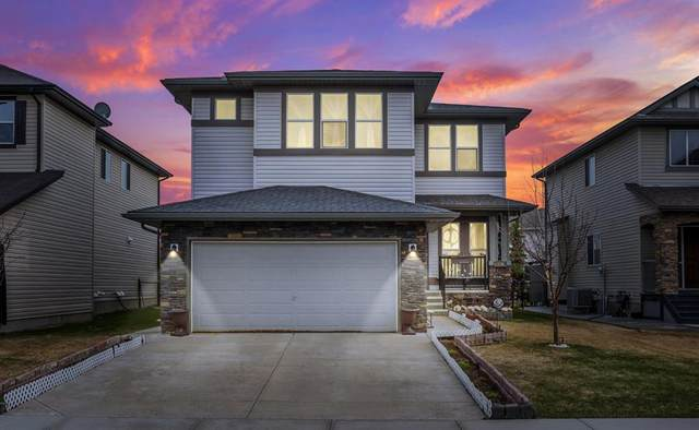 116 Seagreen Link, Chestermere, AB T1X 0E7 (#A1103455) :: Redline Real Estate Group Inc