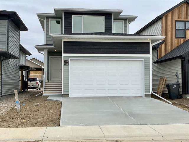 2709 44 Street S, Lethbridge, AB T1K 8J3 (#A1103502) :: Redline Real Estate Group Inc