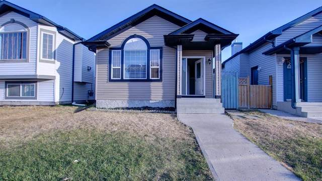 211 Taracove Estate Drive NE, Calgary, AB T3J 4R2 (#A1103509) :: Calgary Homefinders
