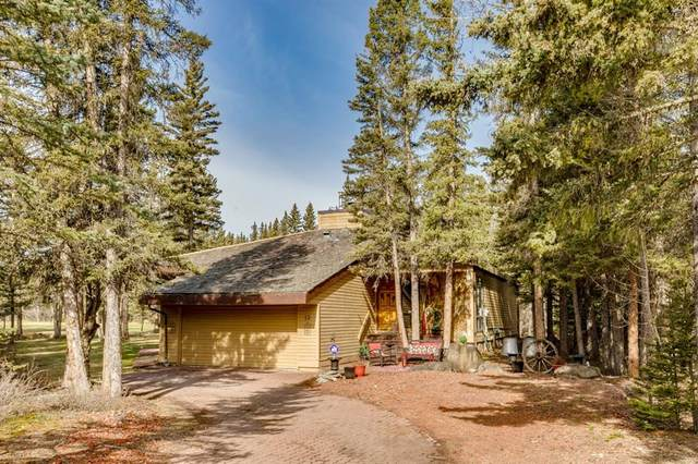 13 Wolf Crescent, Rural Rocky View County, AB T3Z 1A3 (#A1103549) :: Calgary Homefinders
