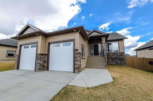 15418 104A Street, Rural Grande Prairie No. 1, County of, AB T8X 0L1 (#A1103564) :: Canmore & Banff