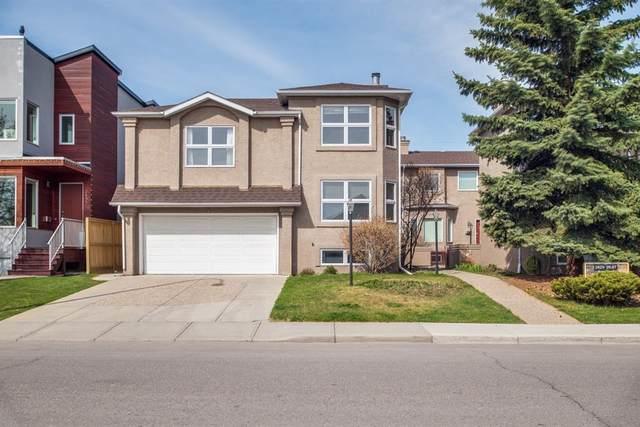 2429 28 Street SW #1, Calgary, AB T3E 2H7 (#A1103610) :: Calgary Homefinders
