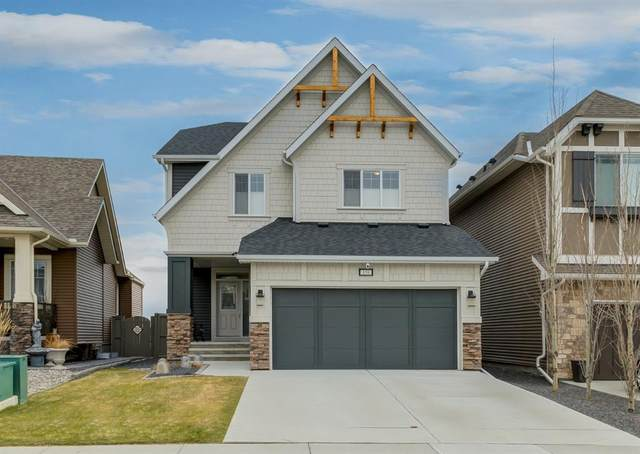 158 Coopersfield Way SW, Airdrie, AB T4B 3Y5 (#A1103627) :: Redline Real Estate Group Inc