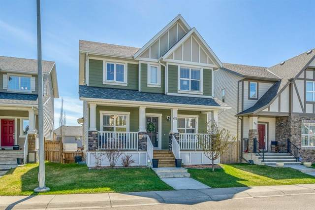 65 Brightoncrest Heights SE, Calgary, AB T2X 0X6 (#A1103638) :: Western Elite Real Estate Group