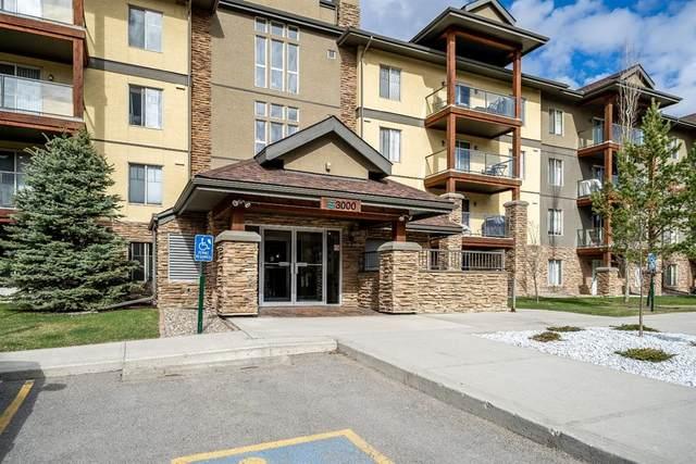 92 Crystal Shores Road #3215, Okotoks, AB T1S 2N2 (#A1103721) :: Calgary Homefinders