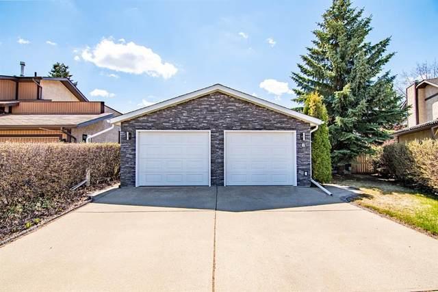 8 Drake Close, Red Deer, AB T4R 1Y6 (#A1103803) :: Calgary Homefinders