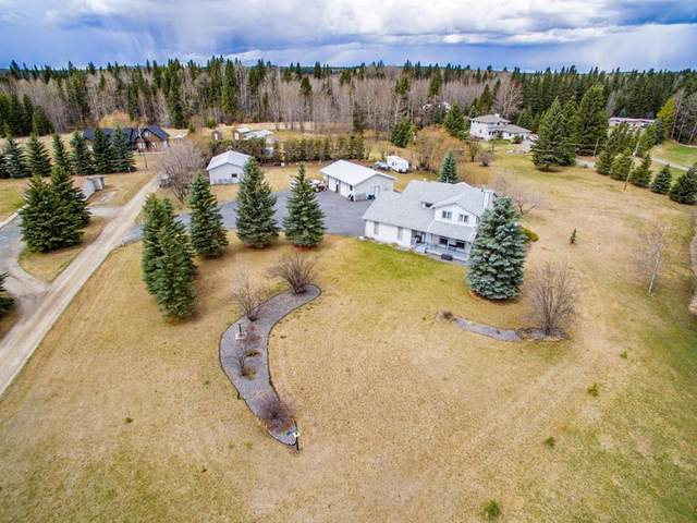 394064C C Range Road 7-3A, Rural Clearwater County, AB T4T 2A4 (#A1103823) :: Canmore & Banff
