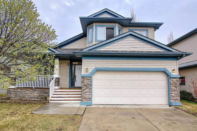 112 West Creek Boulevard, Chestermere, AB T1X 1H2 (#A1103862) :: Greater Calgary Real Estate